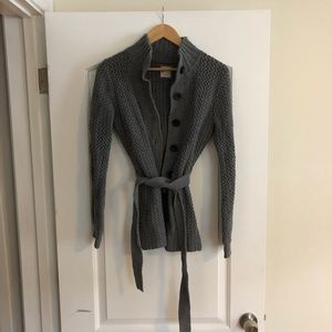 EUC adorable belted Old Navy cardigan
